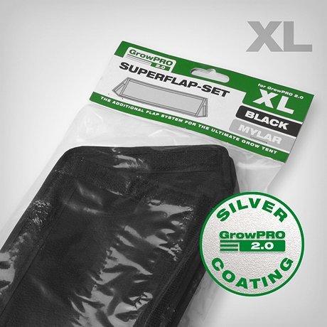 GrowPRO Growbox Superflapset XL
