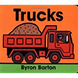 Trucks Board Book