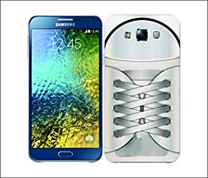 Galaxy Printed 2853 Sneakers White Hard Cover for Samsung CORE 2