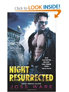 Night Resurrected: Envy Chronicles, Book 6 (Avon Romance) Joss Ware