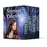 Nevermore, The Complete Series (Paranormal Urban Fantasy Boxed Set) (Twin Souls, Hybrid, Sacrifice, and Destiny)