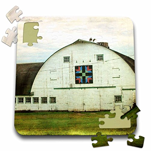 Cassie Peters Barns - Amish Barn Quilt by Angelandspot
