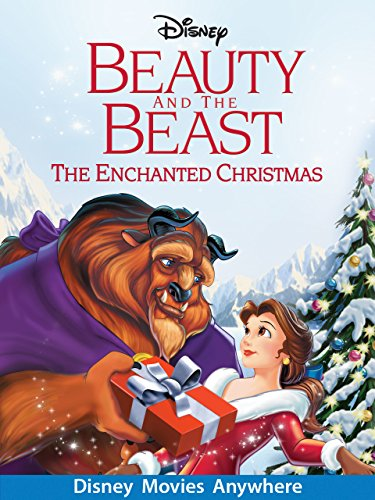 beauty and the beast the enchanted christmas movie tv
