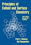 img - for Principles of Colloid and Surface Chemistry, Third Edition, Revised and Expanded (Undergraduate Chemistry: A Series of Textbooks) book / textbook / text book
