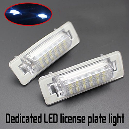 UZI-LED license plate light, W210-4D/W202-4D (4), modified special, highlighting (W202 Headlights compare prices)
