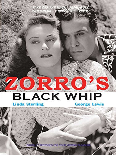 Zorro's Black Whip #2 Volume #5-6-7-8
