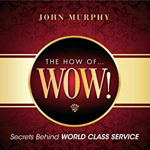 The How of Wow! Audiobook