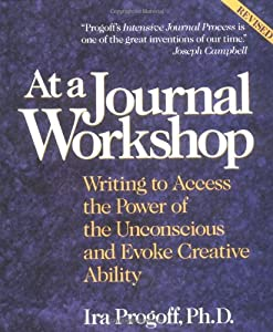 "Cover of ""At a Journal Workshop: Writing ..."