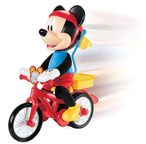 Fisher-Price - Disney Mickey Mouse Clubhouse - Silly Wheelie Mickey (Fisher Price Mickey Clubhouse compare prices)