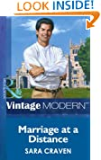 Marriage at a Distance (Mills & Boon Modern)