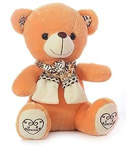 Dimpy Stuff Dimpy Stuff Bear, Brown