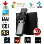 i68 Android TV Box 2gb 16gb KODI Full...