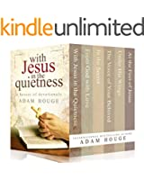 Quiet Moments with Jesus -180 Days of Devotion (English Edition)
