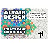 Altair Design Pattern Postcard: Bk. 1