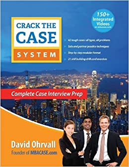 case study interview prep book