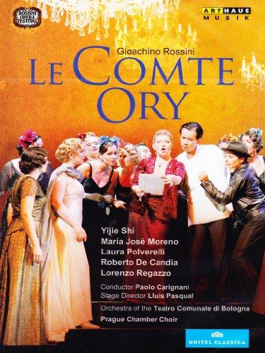 ROSSINI: Le Comte Ory (Live recording from the Rossini Opera Festival 2009) [DVD]