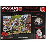 Jumbo 1700 Wasgij What if.....Money Grew On Trees Puzzle 1- 1000 Piece