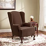 Sure Fit  35763 Wing Chair Slipcover