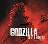img - for Godzilla: The Art of Destruction book / textbook / text book