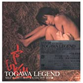 TOGAWA LEGEND SELF SELECT BEST&RARE 1979-2008