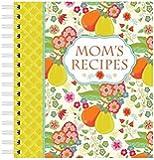 New Seasons Mom's Recipes Tabbed Recipe Keepsake Book by Lilly Ashbury (5758800)