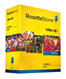 Learn Vietnamese: Rosetta Stone Vietnamese - Level 1