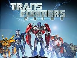 Transformers Prime Season 3