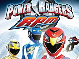 Power Rangers RPM - Season 1