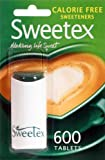Sweetex Calorie Free Sweeteners 600Tablets