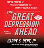 img - for The Great Depression Ahead: How to Prosper in the Crash That Follows the Greatest Boom in History book / textbook / text book