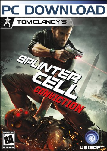 519LdP7klIL Cheap Price Tom Clancys Splinter Cell Conviction [Download]