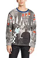 Dolce & Gabbana Camiseta Manga Larga (Multicolor)