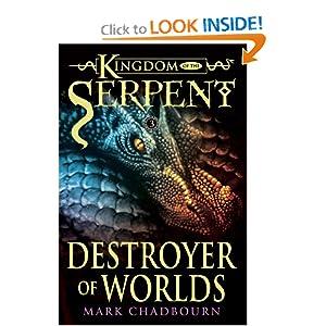 Destroyer of Worlds - Mark Chadbourn