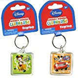 Disney Mickey Keychains