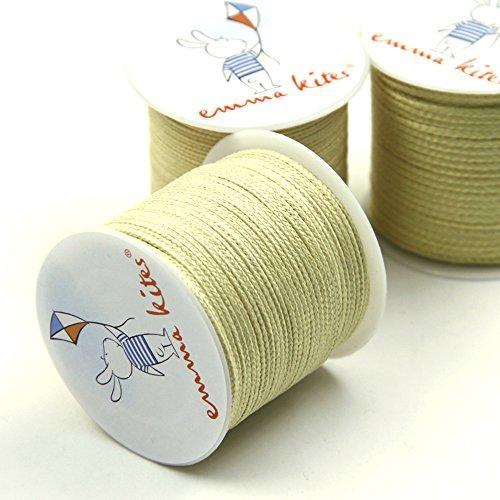emmakites-braided-kevlar-line-for-kite-flying-fishing-camping-lengths-strengths-options-100ft-750lb