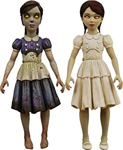 "BioShock 2: Bioshock Eleanor Lamb & Little Sister 3 3/4"" Action Figure 2-Pack"