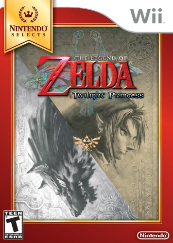 The Legend Of Zelda Twilight Princess Nintendo Wii 0045496902414