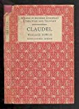 Paul Claudel (0370001516) by Wallace Fowlie