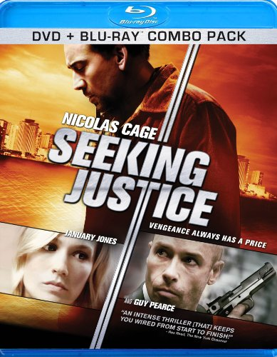 Cover art for  Seeking Justice [Two Disc Blu-ray/DVD Combo]
