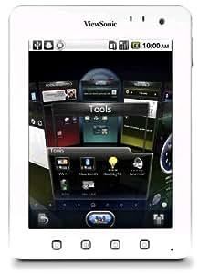 "Viewsonic V7E_1WNA1EP1_01 Viewpad Tablette tactile 7"" (17,78 cm) 4 Go Lecteur MicroSD Bluetooth/Wifi Blanc"