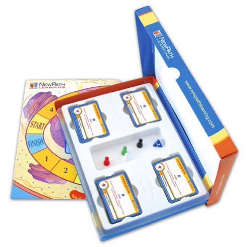 NewPath Learning Science Curriculum Mastery Game, Grade 1, Study-Group Pack