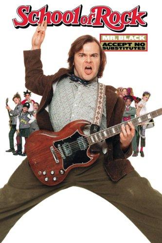 Amazon.com: School of Rock: Jack Black, Adam Pascal, Lucas