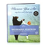 Wherever You Are, My Love Will Find You (Hallmark Recordable Book)