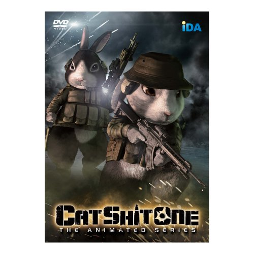 CAT SHIT ONE THE ANIMATED SERIES
