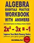 Algebra Essentials Practice Workbook...