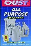 Oust - All Purpose Descaler 3x25ml