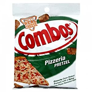 *Combos Pizzeria Pretzel Snacks 7 oz by Combos