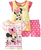 Disney Little Girls' 3 Piece Its All About Me Minnie Short Set