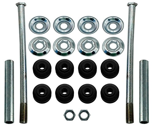 ACDelco 46G0013A Advantage Front Suspension Stabilizer Bar Link Kit with Hardware (1991 Camaro Suspension compare prices)