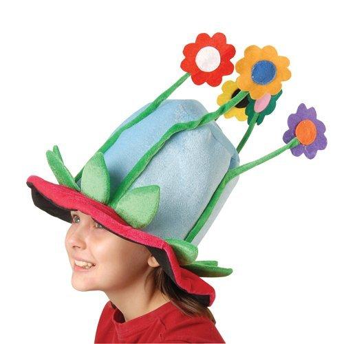 Flower Hat - 1